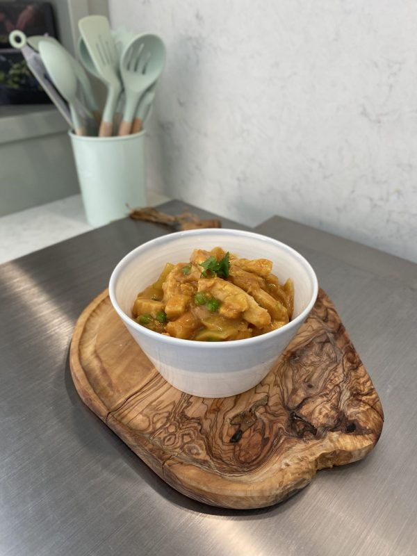Chicken Curry Bowl scaled 1