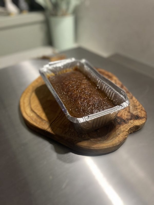 Sticky Toffee in box scaled 1
